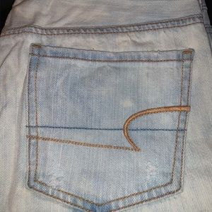 Light blue American Eagle Jeans, Size 8